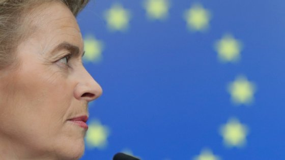 Os economistas liderados por Ursula von der Leyen fazem uma forte revisão das previsões para Portugal