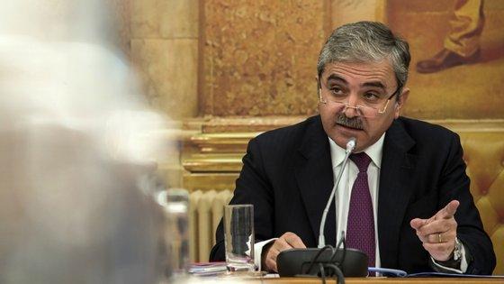 Amílcar Morais Pires foi condenado pelo supervisor por violação de normas de prevenção de branqueamento de capitais