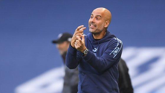 """""""Queremos jogar em Manchester"""", disse o treinador espanhol, que deixou claro que vai aceitar qualquer que seja a decisão da UEFA sobre a competição"""