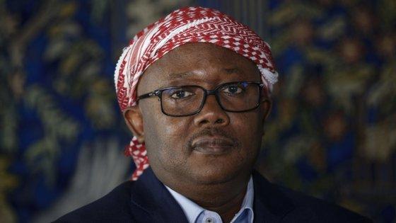 Umaro Embaló diz que com a sua presidência acabou a ideia de que a Guiné-Bissau é um Estado pequeno