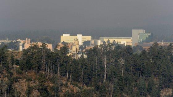Espaço onde se encontrava o plutónio foi protegido para garantir que não havia quaisquer riscos para a saúde
