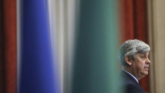 Mário Centeno foi ministro das Finanças entre novembro de 2015 e junho de 2020