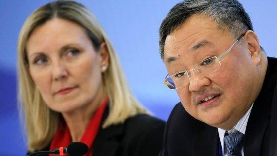 """""""Não é realista para a China integrar essas negociações, face à grande lacuna que existe"""", disse o diretor-geral do Departamento de Controlo de Armas do ministério dos Negócios Estrangeiros da China"""