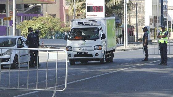 Cabo Verde esteve dois meses em estado de emergência