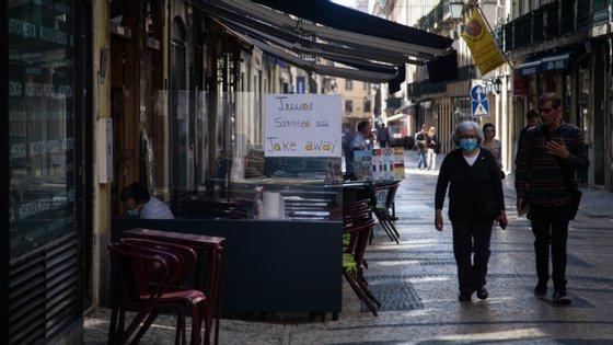 Para Mário Durval, ainda é cedo para ver resultados das medidas implementadas na região de Lisboa e Vale do Tejo