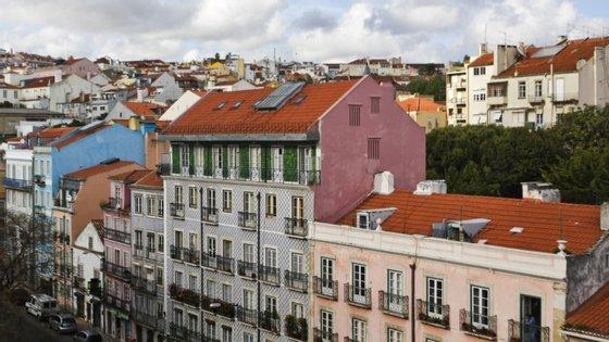Portugal encontra-se em quinto lugar das maiores subidas, com um aumento de 10,3%