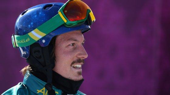 O atleta foi o porta-estandarte australiano nos Jogos Olímpicos de inverno de Sochi, em 2014
