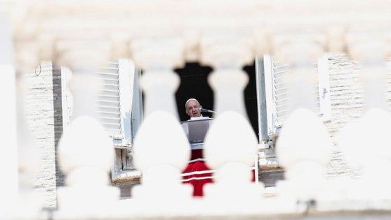 """O Papa recordou um encontro que teve com um migrante onde os seus tradutores apenas lhe deram uma """"versão destilada"""" da história"""