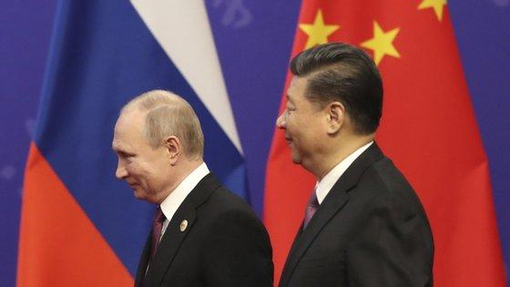 """Os dois líderes frisaram a sua rejeição pela """"interferência de outros países"""" nos seus assuntos internos, algo que deve ser """"impedido"""""""
