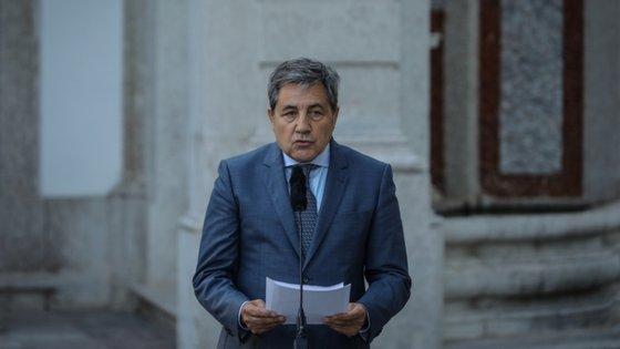 Fernando Gomes foi eleito para a presidência da Federação Portuguesa de Futebol pela primeira vez em 2011