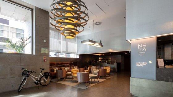 """No início de julho, oNeya Lisboa Hotel foi distinguido com o """"Energy Globe Award"""""""
