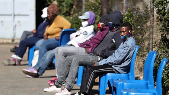 África do Sul, Egito, Nigéria, Gana e Argélia são responsáveis por 71% de todos os casos registados em África