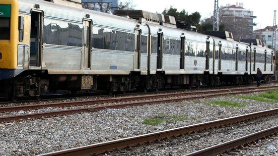 A linha de Cascais une três concelhos da Área Metropolitana de Lisboa