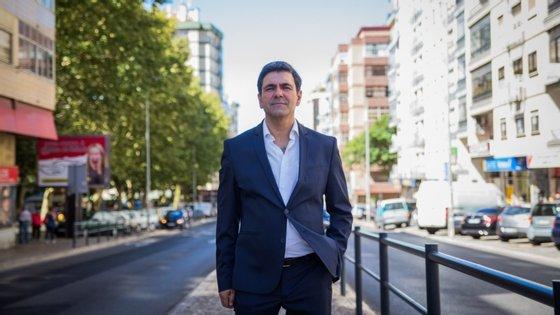 Marco Almeida concorreu como independente em 2013 e pelas listas do PSD em 2017