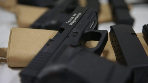 As armas são destruídas depois de confirmada a sua inutilidade para a atividade operacional, formativa, cultural, museológica ou outra das forças de segurança