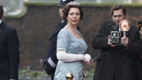 A nova temporada com Olivia Colman no papel de Isabel II estreia no final deste ano