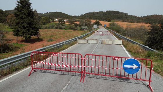 O concelho de Reguengos de Monsaraz regista o maior surto no Alentejo