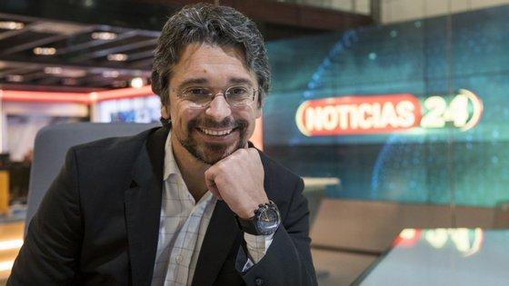 Sérgio Figueiredo fazia parte do grupo Media Capital desde 2015