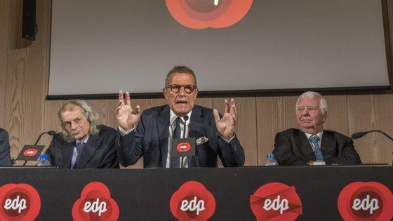 Na sessão desta sexta-feira da bolsa, as ações da EDP subiram 1,14% para 4,54 euros