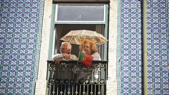 Em 2019, havia quase mais 350 mil pessoas com 65 ou mais anos em Portugal do que há 10 anos
