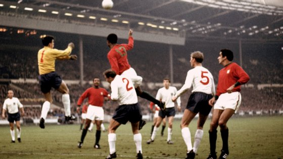 O número 5 da seleção inglesa derrotou a seleção de Eusébio, Torres, Simões e companhia em 1966