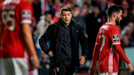 Bruno Lage teve apenas duas vitórias nos dez jogos da Liga a partir da derrota do Dragão e saiu a cinco jornadas do final