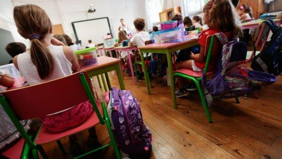 No ano letivo de 2018/2019, havia 25.126 alunos ciganos inscritos nas escolas públicas
