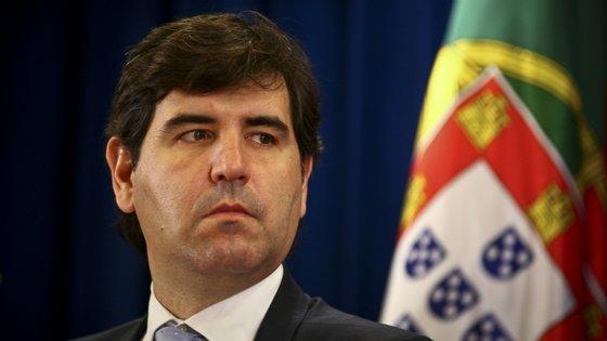 Artur Trindade foi secretário de Estado da Energia entre abril de 2012 e 2015