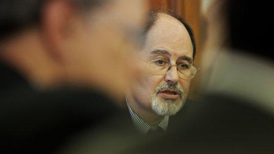 """Contudo, o antigo secretário de Estado da Administração Interna agradeceu a """"votação expressiva"""" na sexta-feira"""