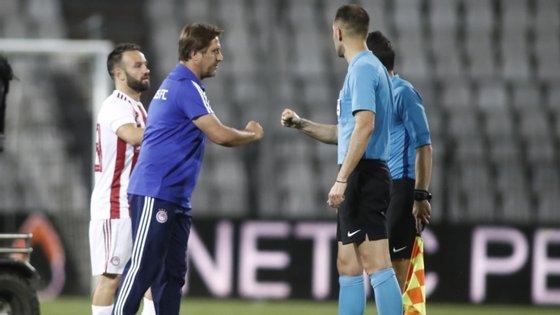 Desta vez o êxito sorriu ao clube de Salónica que assim mantém o segundo lugar