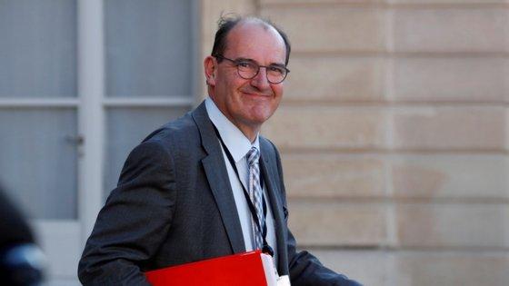 Jean Castex anunciou o reforço salarial nesta segunda-feira, 13 de julho