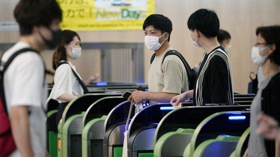 """No livro branco anual sobre a política de defesa, o Japão responsabilizou a China pela """"propaganda"""" e """"desinformação"""" sobre o novo coronavírus"""