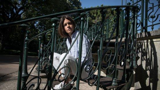 """Matilde Campilho publicou o primeiro livro, """"Jóquei"""", em 2014"""