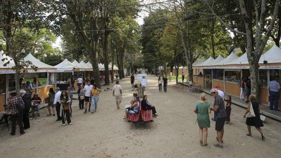 A 7ª edição da Feira do Livro do Porto decorre a partir de 28 de agosto