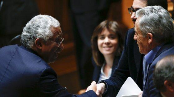 """António Costa quer recuperar a """"geringonça"""" no orçamento para 2021"""