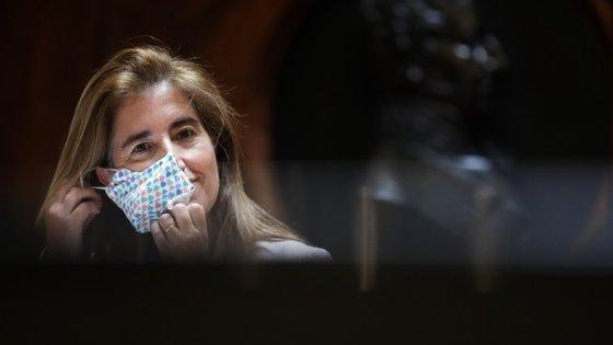 Reunião da Comissão Permanente de Concertação Social foi convocada a pedido da ministra do Trabalho, Solidariedade e Segurança Social, Ana Mendes Godinho