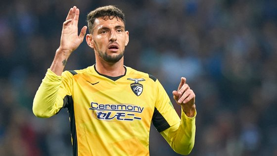 Willyan marcou o primeiro golo do Portimonense frente ao Boavista e foi um dos melhores na equipa dos algarvios