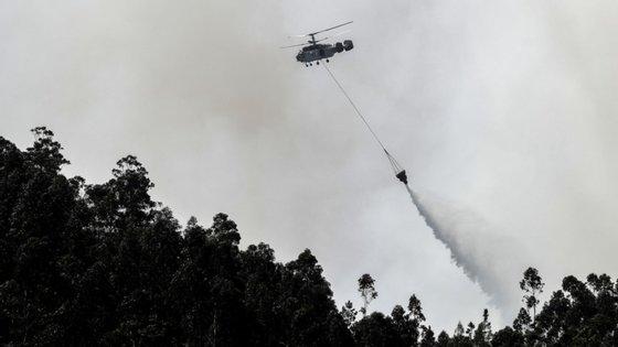 O distrito dispõe de dois helicópteros ligeiros e um médio, sediados em Vila Real, Vidago e Ribeira de Pena, para ataque inicial aos fogos florestais