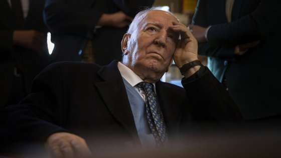 Eduardo Lourenço completou 97 anos em maio