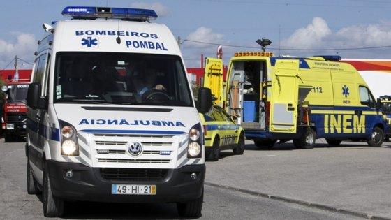 """Segundo a mesma fonte, a mulher """"recusou fazer o teste e abandonou o hospital"""", tendo o HDFF avisado o delegado de saúde da Figueira da Foz e a PSP"""