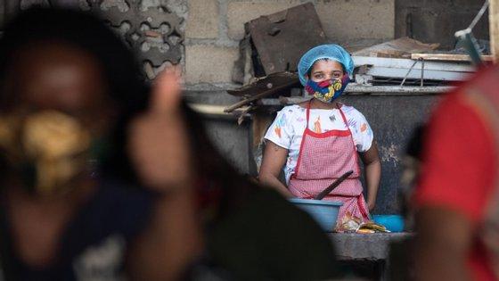 A província de Nampula continua a registar o maior número de casos ativos, com 255 infeções, seguida de Cabo Delgado, com 224, todas do norte de Moçambique