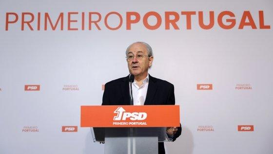 O líder social-democrata aproveitou a acusação contra Ricardo Salgado para criticar a eficácia da justiça em Portugal