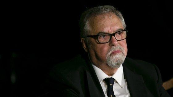 Mário Cláudio celebrou no ano passado 50 anos de carreira literária