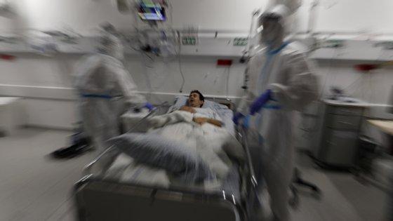 O número de infetados desta pandemia em Portugal subiu para 47.765