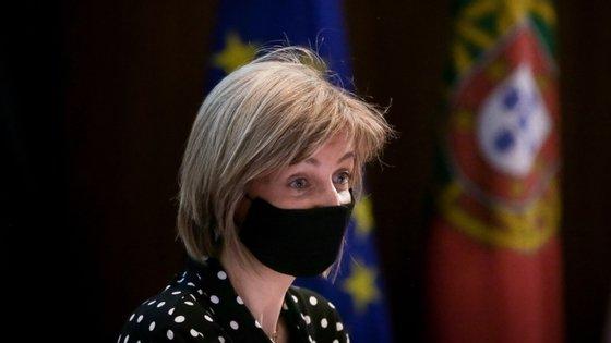 """Marta Temido enfatizou que a Europa precisa de apresentar """"respostas efetivas às necessidades de saúde dos doentes"""""""
