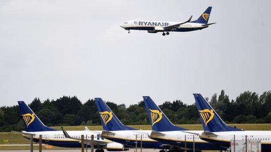 O avião fazia a ligação Londres-Oslo