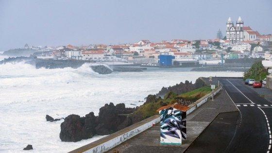 Epicentro do sismo foi a cerca de 25 quilómetros a este/sueste do Cabo da Praia