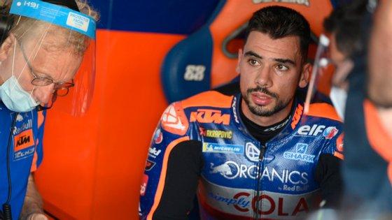 O piloto português arranca este fim de semana a segunda temporada da carreira no Moto GP