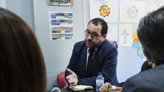 O secretário de Estado da Educação, João Costa, disse que a lista de escolas ainda não está fechada