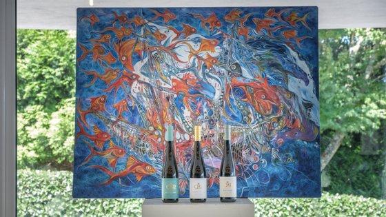 As Quintas de Melgaço promovem um workshop que junta vinho e arte